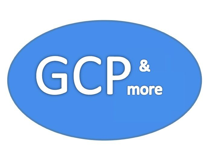 GCP and more